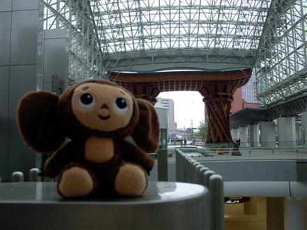 金沢駅にて.JPG